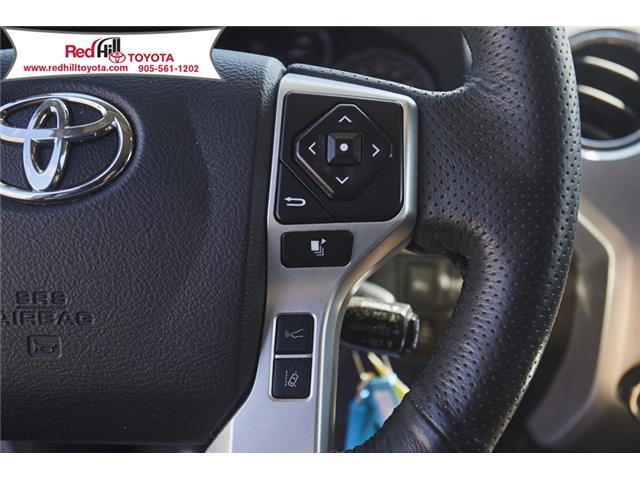 2018 Toyota Tundra SR5 Plus 5.7L V8 (Stk: 69131) in Hamilton - Image 17 of 20
