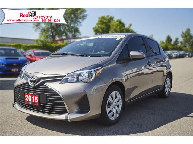 2015 Toyota Yaris LE (Stk: 45294) in Hamilton - Image 1 of 15