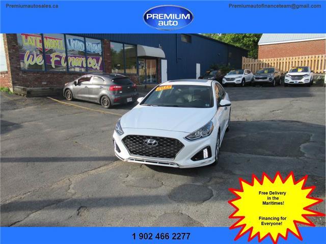 2018 Hyundai Sonata 2.4 Sport (Stk: 706715) in Dartmouth - Image 1 of 25