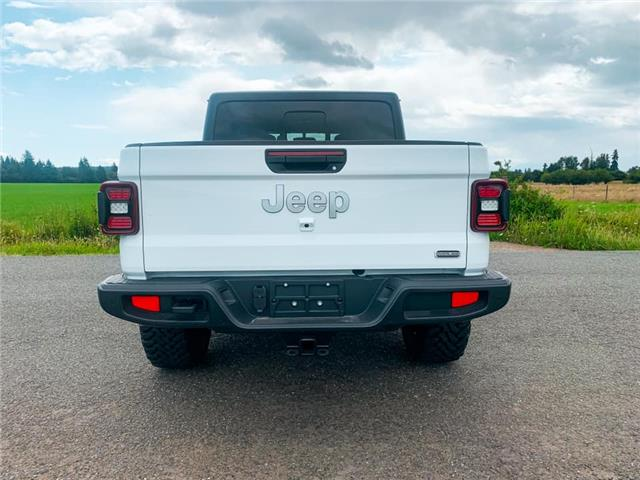 2020 Jeep Gladiator Overland (Stk: L104624) in Courtenay - Image 6 of 28