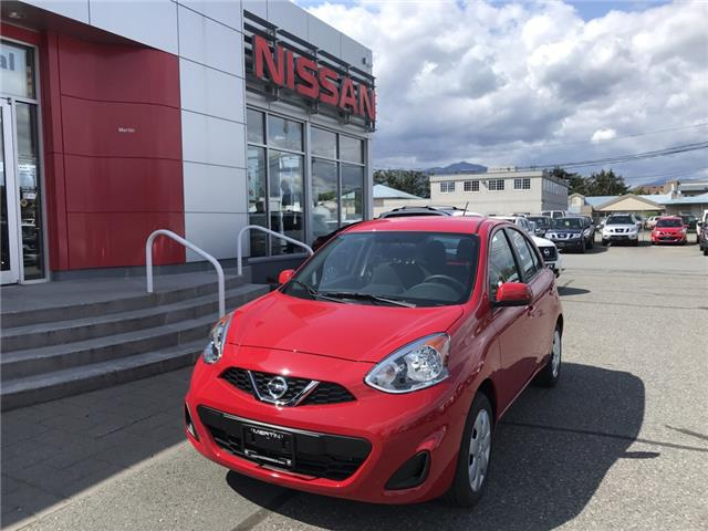 2019 Nissan Micra SV (Stk: N90-4874) in Chilliwack - Image 1 of 16