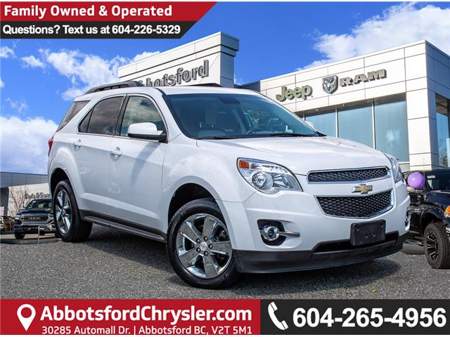 2015 Chevrolet Equinox 2LT (Stk: AB0857A) in Abbotsford - Image 1 of 28