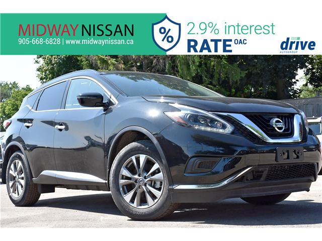 2018 Nissan Murano S (Stk: U1787) in Whitby - Image 1 of 33