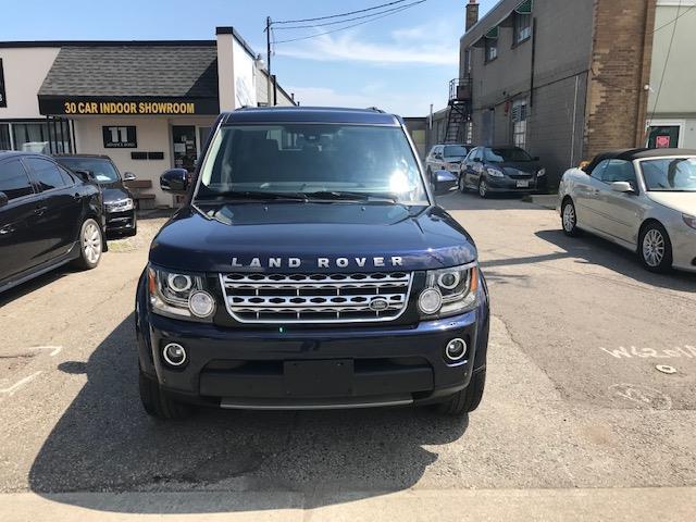 2016 Land Rover LR4 3.0 V6 HSE LUXURY LUXURY LANDMARK PACKAGE HSE LUXURY SUPERCHARGED (Stk: 13161) in Etobicoke - Image 6 of 20