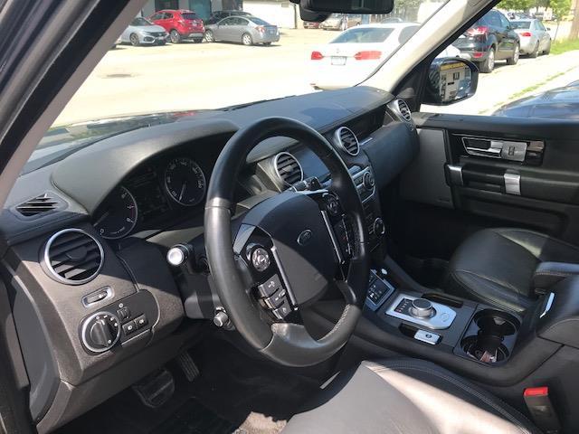 2016 Land Rover LR4 3.0 V6 HSE LUXURY LUXURY LANDMARK PACKAGE HSE LUXURY SUPERCHARGED (Stk: 13161) in Etobicoke - Image 10 of 20