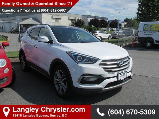 2017 Hyundai Santa Fe Sport 2.0T Limited (Stk: K451530A) in Surrey - Image 1 of 1