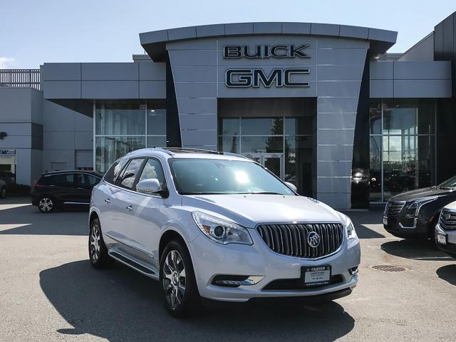 2016 Buick Enclave Premium (Stk: 972550) in North Vancouver - Image 2 of 28