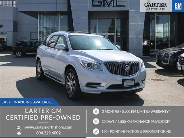 2016 Buick Enclave Premium (Stk: 972550) in North Vancouver - Image 1 of 28