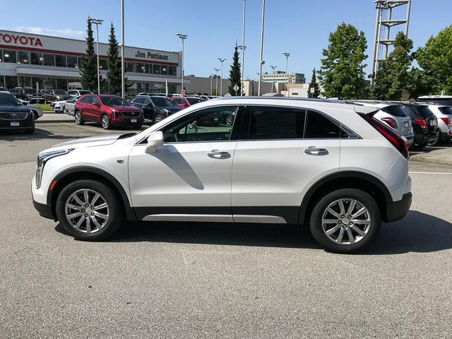 2020 Cadillac XT4 Premium Luxury (Stk: D44870) in North Vancouver - Image 7 of 24