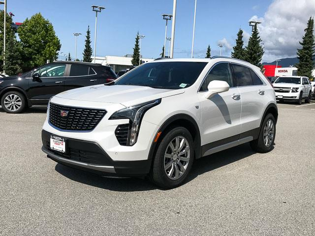 2020 Cadillac XT4 Premium Luxury (Stk: D44870) in North Vancouver - Image 8 of 24