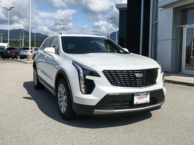 2020 Cadillac XT4 AWD Premium Luxury (Stk: D44870) in North Vancouver - Image 2 of 24