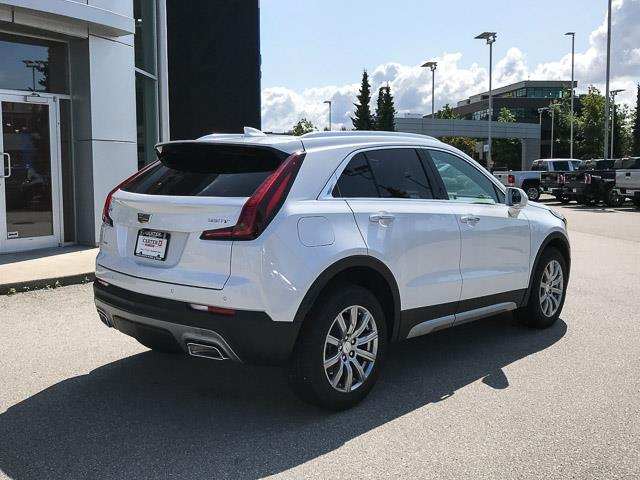 2020 Cadillac XT4 Premium Luxury (Stk: D44870) in North Vancouver - Image 4 of 24