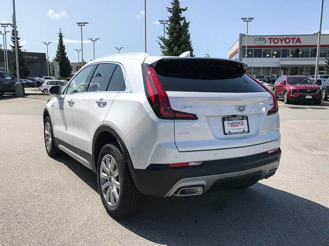 2020 Cadillac XT4 Premium Luxury (Stk: D44870) in North Vancouver - Image 6 of 24