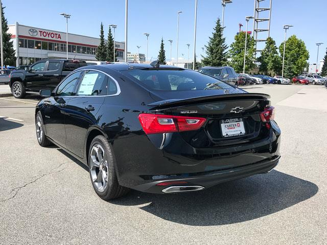 2019 Chevrolet Malibu RS (Stk: 9M48130) in North Vancouver - Image 3 of 13