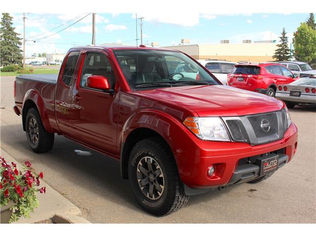 2015 Nissan Frontier PRO-4X (Stk: 754401) in Saskatoon - Image 4 of 19
