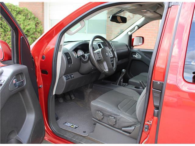 2015 Nissan Frontier PRO-4X (Stk: 754401) in Saskatoon - Image 6 of 19