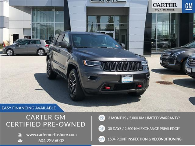 2017 Jeep Grand Cherokee Trailhawk (Stk: 972401) in North Vancouver - Image 1 of 27