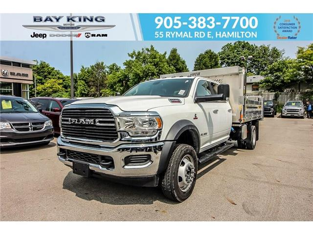 2019 RAM 5500 Chassis Tradesman/SLT/Laramie/Limited (Stk: 197164) in Hamilton - Image 1 of 30