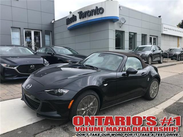 2019 Mazda MX-5 GT (Stk: NEW82055) in Toronto - Image 1 of 15