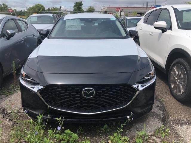 2019 Mazda Mazda3 GS (Stk: 82046) in Toronto - Image 2 of 5