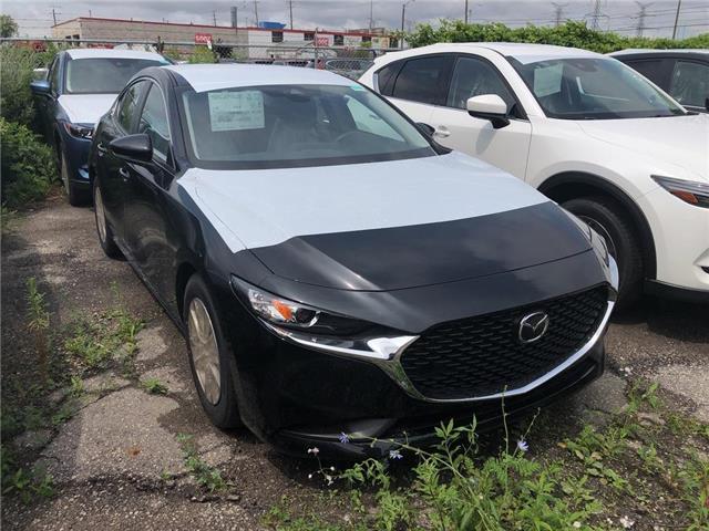 2019 Mazda Mazda3 GS (Stk: 82046) in Toronto - Image 3 of 5
