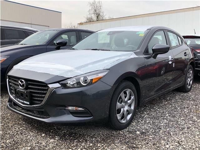 2018 Mazda Mazda3 Sport GX (Stk: 18-230) in Woodbridge - Image 1 of 5