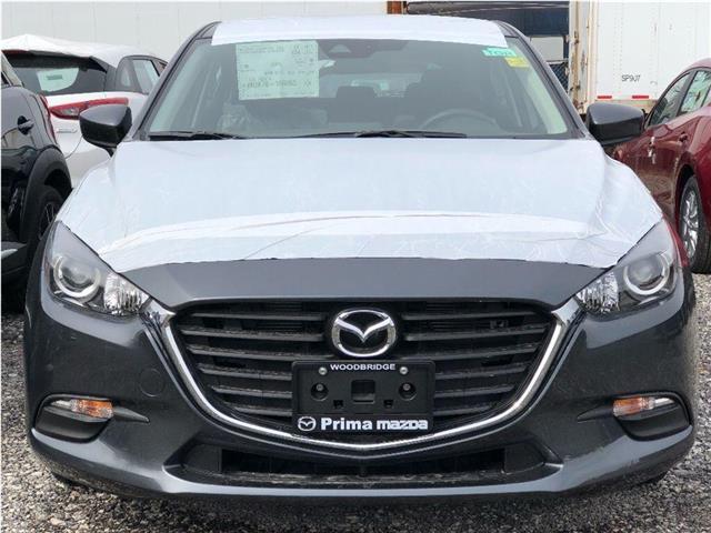 2018 Mazda Mazda3 Sport GX (Stk: 18-230) in Woodbridge - Image 2 of 5
