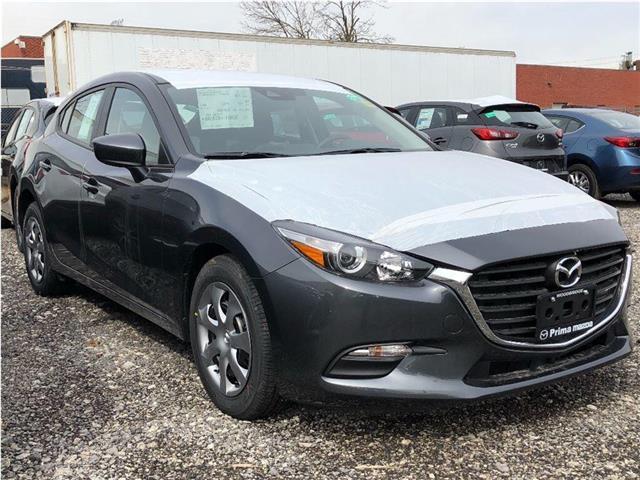 2018 Mazda Mazda3 Sport GX (Stk: 18-230) in Woodbridge - Image 3 of 5