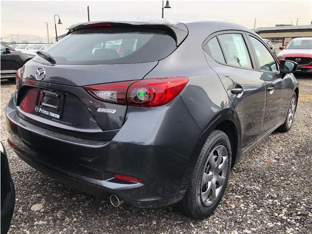 2018 Mazda Mazda3 Sport GX (Stk: 18-230) in Woodbridge - Image 4 of 5