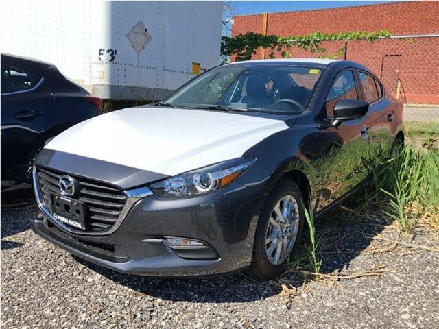 2018 Mazda Mazda3  (Stk: 18-499) in Woodbridge - Image 1 of 5