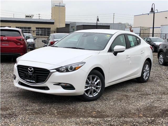2018 Mazda Mazda3  (Stk: 18-693) in Woodbridge - Image 1 of 15