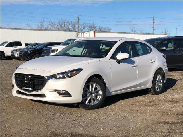 2018 Mazda Mazda3  (Stk: 18-748) in Woodbridge - Image 1 of 15