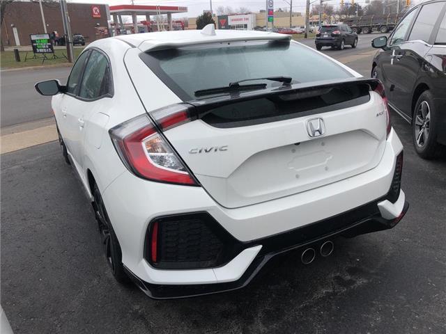 2019 Honda Civic Sport (Stk: N4958) in Niagara Falls - Image 3 of 4