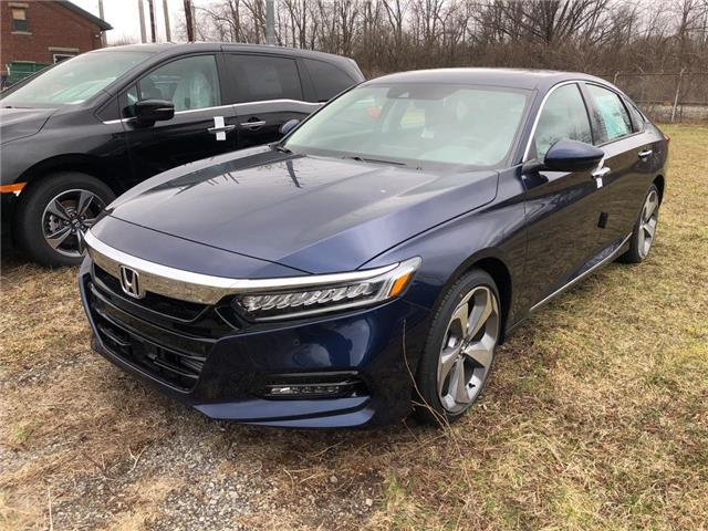 2019 Honda Accord Touring 1.5T (Stk: N5002) in Niagara Falls - Image 1 of 4
