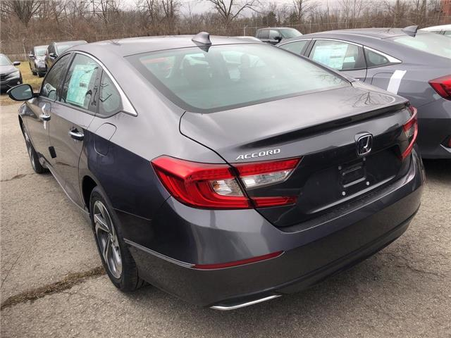 2019 Honda Accord EX-L 1.5T (Stk: N5040) in Niagara Falls - Image 2 of 4