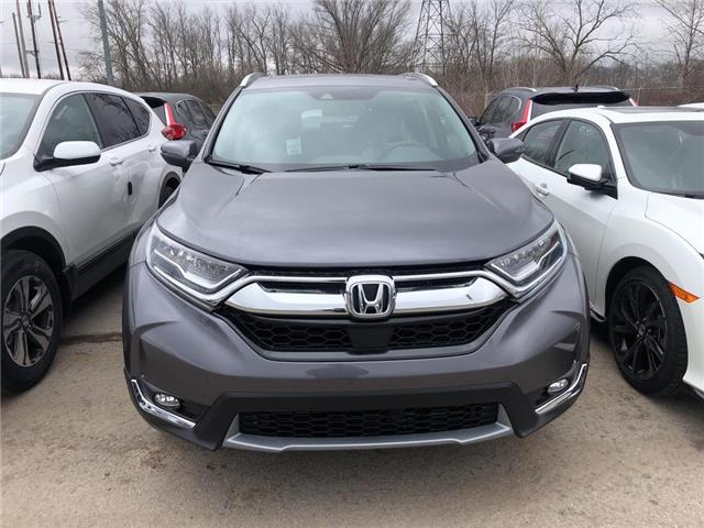2019 Honda CR-V Touring (Stk: N5085) in Niagara Falls - Image 2 of 4
