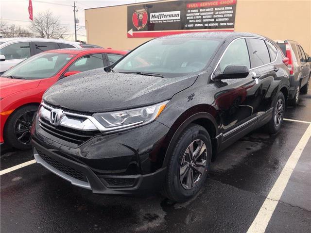 2019 Honda CR-V LX (Stk: N5121) in Niagara Falls - Image 2 of 5