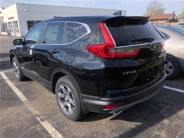 2019 Honda CR-V EX (Stk: N5133) in Niagara Falls - Image 2 of 4