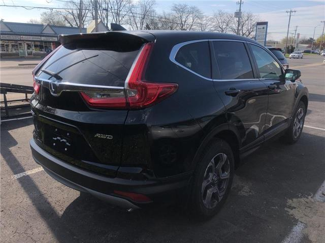 2019 Honda CR-V EX (Stk: N5133) in Niagara Falls - Image 3 of 4