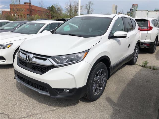 2019 Honda CR-V EX (Stk: N5153) in Niagara Falls - Image 2 of 5