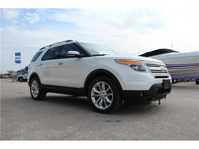 2012 Ford Explorer Limited (Stk: P9147) in Headingley - Image 4 of 30