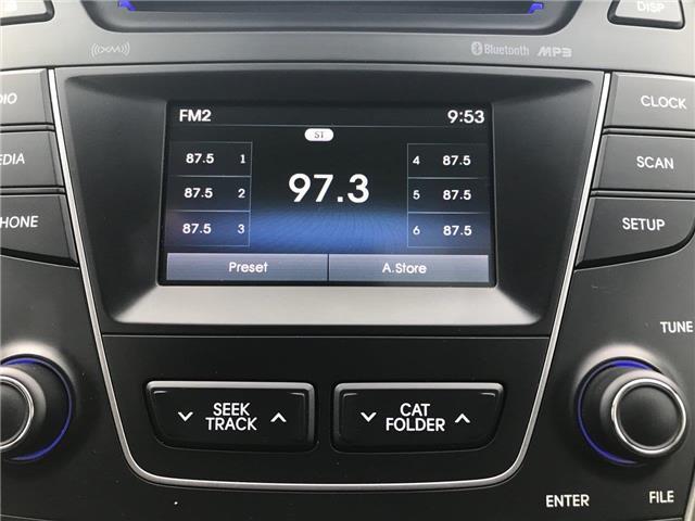 2013 Hyundai Santa Fe Sport 2.4 Luxury (Stk: P050355) in Saint John - Image 31 of 45
