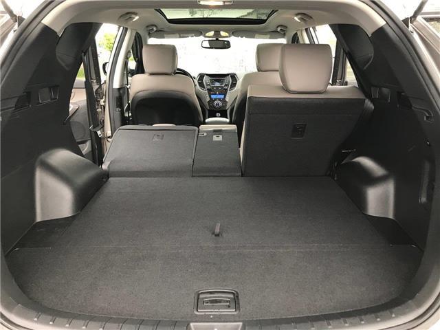 2013 Hyundai Santa Fe Sport 2.4 Luxury (Stk: P050355) in Saint John - Image 43 of 45