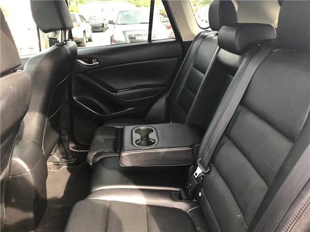2016 Mazda CX-5 GS (Stk: T557190A) in Saint John - Image 33 of 38