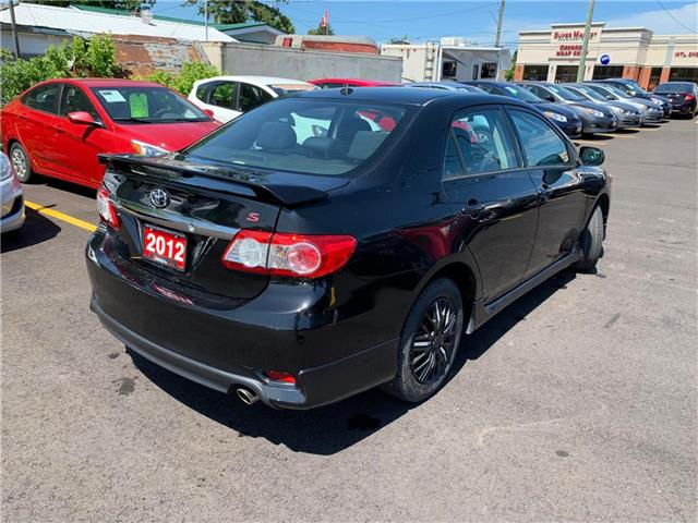 2012 Toyota Corolla  (Stk: 797255) in Orleans - Image 4 of 26