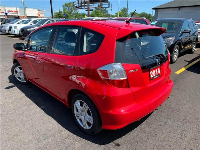 2014 Honda Fit LX (Stk: 003273) in Orleans - Image 2 of 26