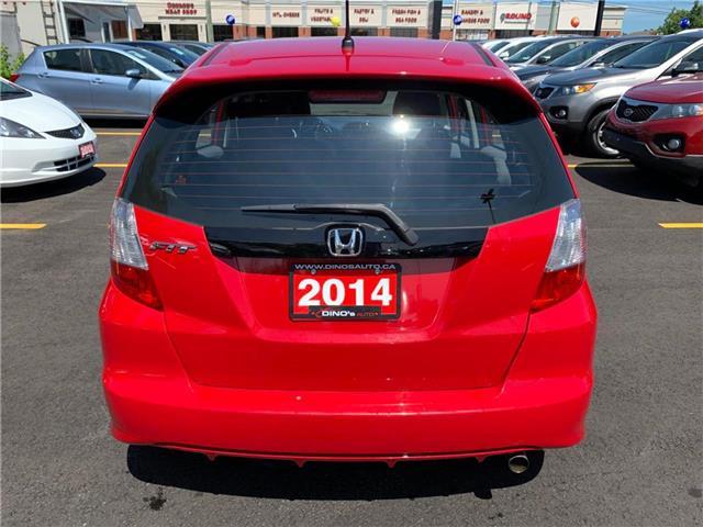 2014 Honda Fit LX (Stk: 003273) in Orleans - Image 3 of 26