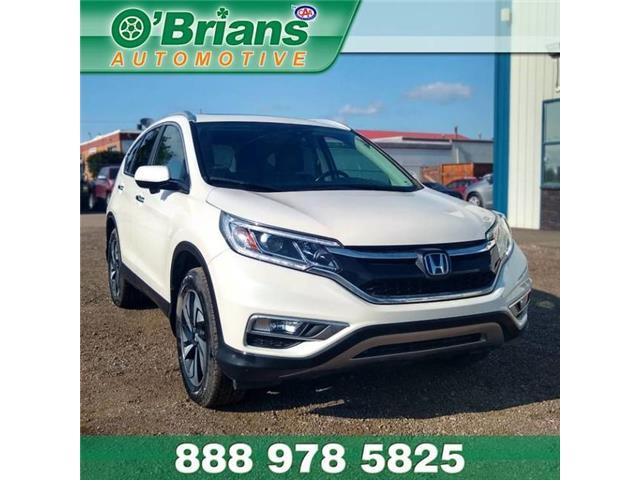 2016 Honda CR-V Touring (Stk: 12629A) in Saskatoon - Image 1 of 21