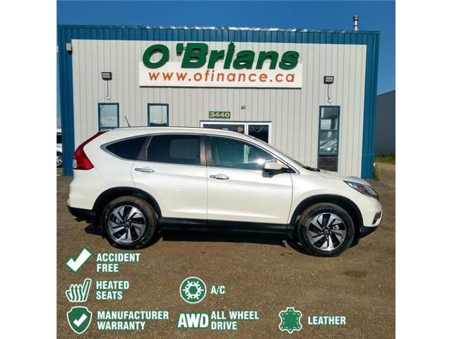 2016 Honda CR-V Touring (Stk: 12629A) in Saskatoon - Image 2 of 21