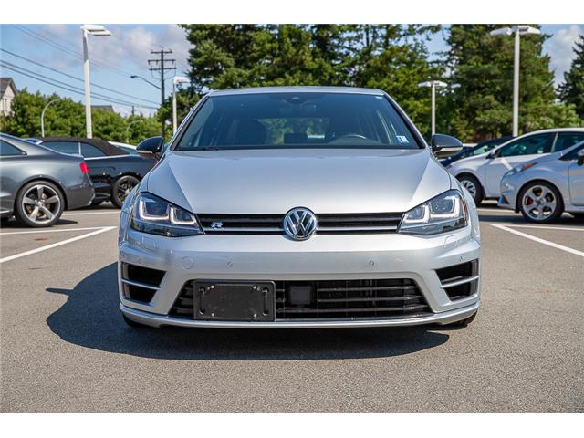 2017 Volkswagen Golf R 2.0 TSI (Stk: VW0913) in Vancouver - Image 2 of 29
